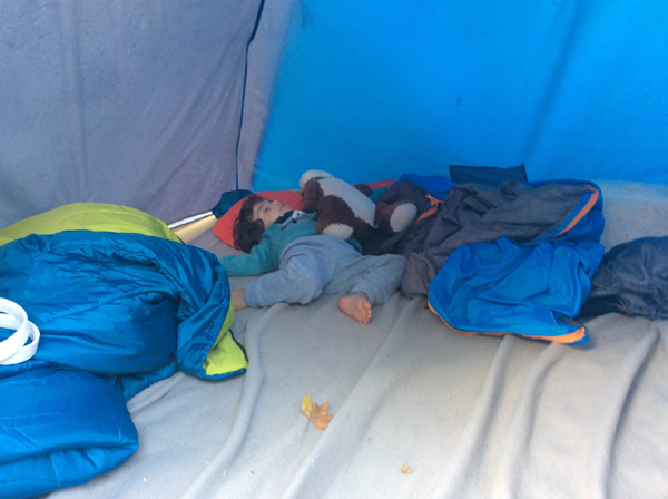 Being a refugee child is a lonely business